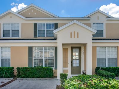 Photo for Beautiful 3 Bed Gated Pool Home At Windsor Hills Resort From $140/nt!