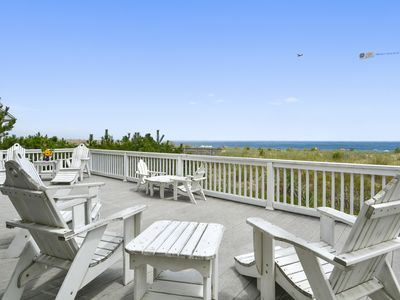 Photo for OCEANFRONT Home wth Wi-Fi, 2 Large Oceanfront Decks, and 2 Masters!