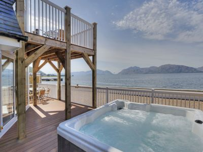 Photo for Beach House 3 with Hot Tub - sleeps 9 guests  in 4 bedrooms