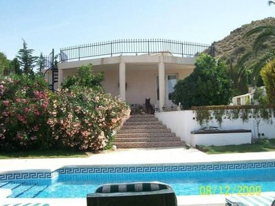 Photo for 5 bed villa with Jacuzzi tub and private swimming pool