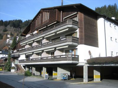 Photo for Apartment Sunpark / C338 in Laax - 3 persons, 1 bedrooms