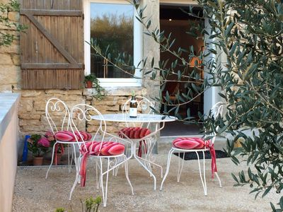 Photo for The Costelor, lovely cottage 5 minutes from Beaune, Meursault, Pommard ...
