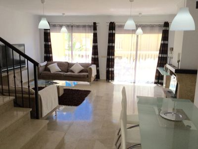 Photo for Beautiful New Town House With Shared Pool, Close To The Beach