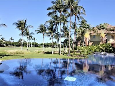 Photo for Immaculate, Prestigious Condo,  Walking Distance To Everything In Waikoloa Beach