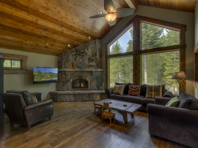 Photo for Tall Pines - Stunning 4 BR Luxury Home with Hot Tub in Squaw!