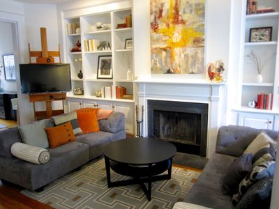 Photo for Artists Townhouse with Parking!