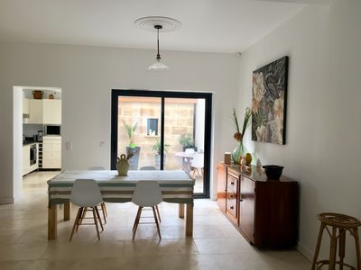 Photo for Superb renovated house Center Bordeaux with courtyard - www. bordeaux-house. com