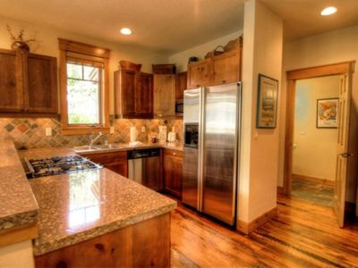 Photo for Platinum Rated 2 Bedroom Town House in East Keystone | Free shuttle to ski lifts