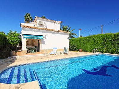 Photo for Vacation home Amanthiflor in Dénia - 6 persons, 3 bedrooms