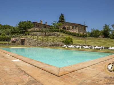 Photo for Villa Orizzonte, with a large park and private swimming pool
