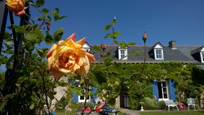 Photo for Village house sleeps 8, in the Layon - near Angers and Saumur