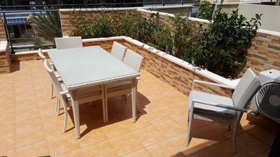 Photo for Holiday apartment Palm-Mar for 2 - 4 persons with 2 bedrooms - Holiday apartment