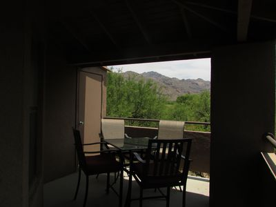 Photo for Second Floor Spacious 1 bedrm with den with unobstucted Mountain Views