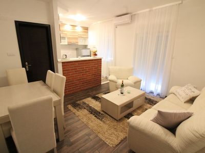 """Photo for DUBROVNIK - IVANICA: """"SUNNYHILLS APARTMENTS"""" WITH POOL - 1BDR APARTMENT """"ANDREI"""""""