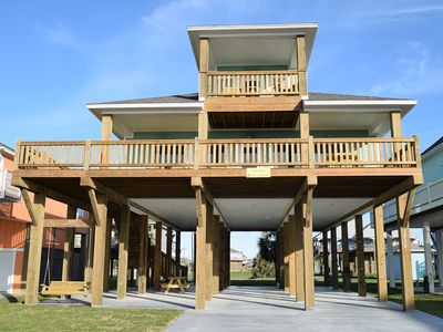 Photo for 5BR House Vacation Rental in Port Bolivar, Texas