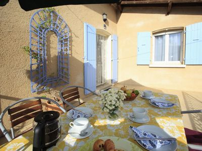 Photo for Beautiful 2 bedroom Gite for Rent near Lautrec and Castres, Tarn, SW France