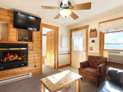 Photo for Sprague Mountain 201 - 2 Br condo, Marys Lake and mountain views!