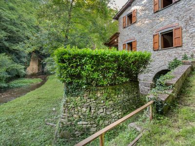 Photo for House in the center of Molezzano with Parking, Garden (118787)