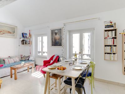 Photo for Cosy flat in the heart of the Latin neighborhood