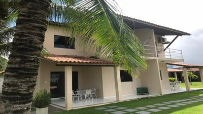 Photo for House with pool 8 rooms in Ilhéus