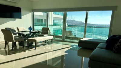 Photo for Beautiful Condo with Fantastic Sea and Sunset Views