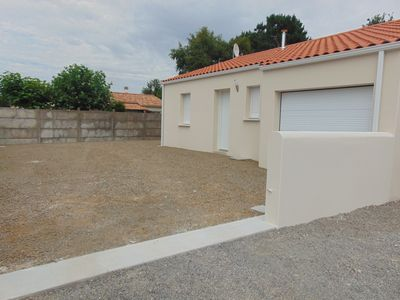 Photo for recent house rental. Near the city center and 1 km from the beach