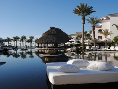 Photo for Celebrate New Years @ Cabo Azul 1 Br Pool View / Ocean Front