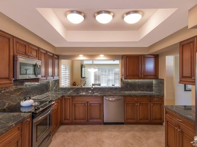 Photo for Beautiful Condo in Gated Community Overlooking  Golf Course & Western Mountains