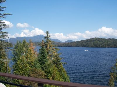 Photo for Whiteface Club & Resort: lake/beach/marina, golf, tennis, hiking, 3 restaurants!
