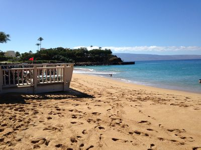 Photo for J104 - Closest Maui Eldorado 1BR/1BA To Beach - Ground Level