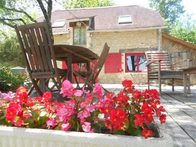 Photo for 2BR Cottage Vacation Rental in Lot, Midi-Pyrénées