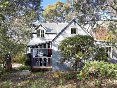 Photo for The Lodge Blackheath | Close to national park with fire place