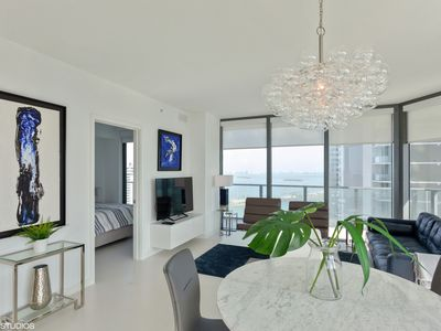 Photo for Luxury Turn-Key Waterfront Apartment in Edgewater