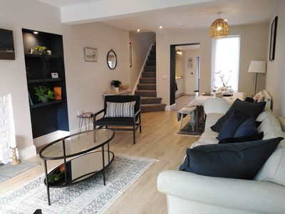 Photo for BEAUTIFULLY RENOVATED TOWNHOUSE