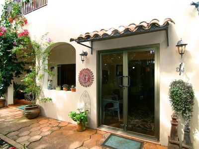 The Garden Suite at The Hacienda Bed And Breakfast