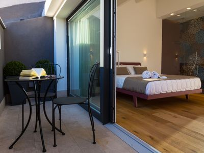 Photo for Plebis - The Game of Mirrors - Luxury B & B in the center of Catania in Sicily