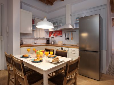 Photo for Deluxe 3 Bedroom Apartment In Eixample