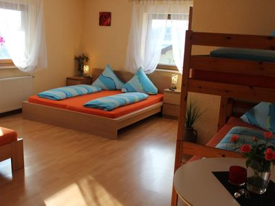 Photo for Quintuple room with toilet and shower - Pension Kern