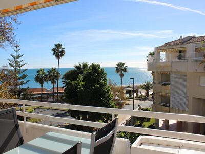 Photo for First Line Beach and Boulevard, Carihuela, Torremolinos, Sun, Sea, Beach & Relax