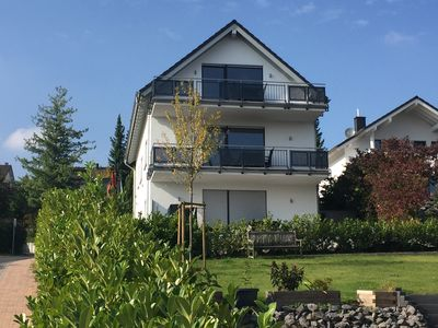 Photo for Charming and first-class holiday apartment 81 m² Nickenich Laacher See / Eifel