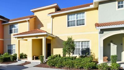 Photo for 4 bedroom favorite townhouse with pool in Paradise Palms resort, sleeps 8 guests