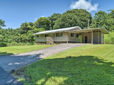 Photo for Big Island, Papaikou 7 min from Hilo Town, Opt area A/C upon request $20 a night