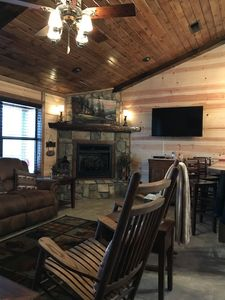 Photo for BOOK YOUR SUMMER VACATION AT RIVERSIDE LANDING ON THE UPPER MOUNTAIN FORK RIVER!