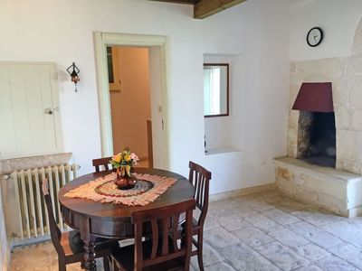 Photo for Vacation home Casina Lamacoppa in Ostuni - 6 persons, 4 bedrooms