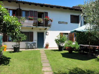 Photo for Vacation home Il Castelliere in Rive d'Arcano - 6 persons, 2 bedrooms