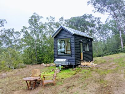 Photo for Tiny Escape: Eco-friendly and off-grid Tiny House!