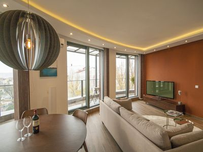 Photo for Exclusive Penthouse in central Belgrade (Vračar)
