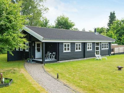 Photo for Lovely Holiday Home in Jutland Denmark with Sea View