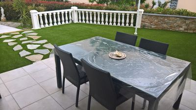 Photo for PROMOTION magnificent apartment over 300 m² with private garden