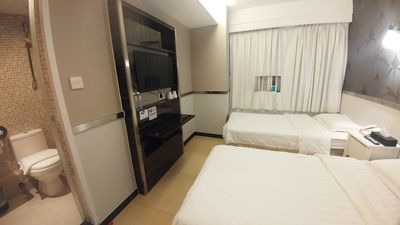 Tsim Sha Tsui, 2mins to Jordan Station,HarbourCity, Temple